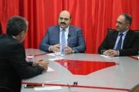 TERMAL TURİZM - Aziziye Belediye Başkanı Muhammed Cevdet Orhan, 'Biz Bize Erzurum' Programına Konuk Oldu