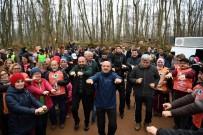 EMRE AYDIN - Başbakan Yardımcısı Fikri Işık, Sağlıklı Yaşam İçin Yürüdü