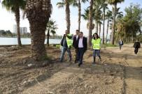 SEYHAN NEHRİ - Başkan Çelikcan Açıklaması 'Yüreğir'de Yeşil Alanları Hızla Çoğaltıyoruz'
