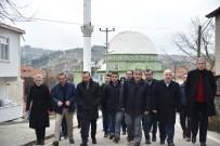 AHMET ÇELIK - Başkan Doğan, Hatipköy'deki Çalışmaları Yerinde İnceledi