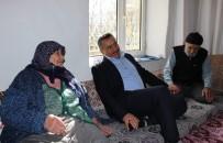 Başkan Tutal'dan Yaşlı Ve Hastalara Moral Ziyareti