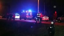 İZZET BAYSAL DEVLET HASTANESI - Bolu'da Trafik Kazası Açıklaması 2 Yaralı