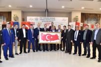 FEDERASYON BAŞKANI - Cide Soğuksu Derneği, 20. Yılını Kutladı