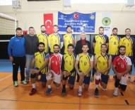 FAIK ARıCAN - Cizre Ejderleri Şampiyon Oldu