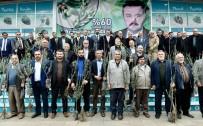FATİH MEHMET ERKOÇ - Erkoç Açıklaması 'Zeytin Fidanlarını Şehitlerimizin Adına Dikin'