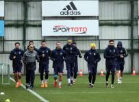 CAN BARTU - Fenerbahçe, Beşiktaş Maçı Hazırlıklarına Başladı