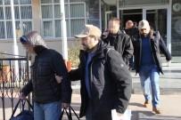 HÜSEYIN ARSLAN - FETÖ'den Yargılanan 10 Polise 1,5 Yıl İle 7 Yıl 5 Ay 3 Gün Arasında Hapis