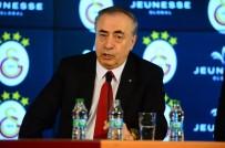 GALATASARAY BAŞKANı - Galatasaray'a yeni sponsor