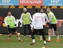 CEDRIC - Galatasaray, Bursaspor'a Hazırlanıyor