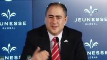 GALATASARAY BAŞKANı - Galatasaray, Jaunesse İle Sponsorluk Anlaşması İmzaladı