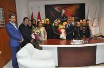 ÇALIŞAN GAZETECİLER GÜNÜ - Gazetecilik Bölümü Öğrencileri İnceleme Gezisi Yaptı
