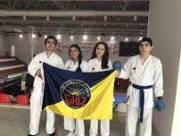 KARATE - Gaziantep Kolej Vakfı Sporda Başarıya Doymuyor