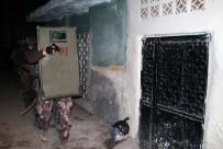 FAILI MEÇHUL - Gece-Gündüz Operasyon Yapan Polis Suç Oranlarını Düşürdü
