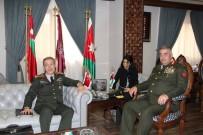 AMMAN - Genelkurmay Başkanı Akar, Ürdün Kralı II. Abdullah İle Görüştü