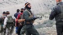 ÖZGÜR SURİYE ORDUSU - GRAFİKLİ - TSK Ve ÖSO, Afrin'de Teröristlerin Kilis'le Sınır Temasını Kesti