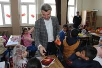 DİŞ FIRÇASI - Hanili Öğrencilere Diş Bakım Seti Dağıtıldı