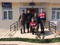 KÜÇÜKKÖY - Hurda Toplayarak Geçimini Sağlayan Engelli Aileden Afrin'e Anlamlı Yardım