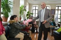 ALİ KORKUT - İlkokul Öğrencileri Belediyeciliği Başkandan Öğrendiler