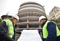 BAHRİYE ÜÇOK - İzmir'e 10 Yeni Otopark