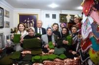 KAHRAMANLıK - Kadın Esnaflardan Mehmetçiğe Destek