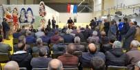 BÜYÜKBAŞ HAYVAN - Karaman Süt Toplama Merkezi Ve Laboratuvarı Açıldı