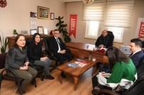 İSTİHBARAT MERKEZİ - Kayseri OSB Dış Ticaret Merkezi Firma Ziyaretlerinde Bulundu