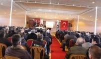 ÖMER YıLMAZ - Kırklareli'nde Arazi Toplulaştırma Konulu Panel Gerçekleştirildi