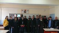 AKILLI BİNA - Malatyalı Öğrenciler Avrupa'da Staj Yapacak