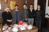 ÖĞRENCİ MECLİSİ - Marmarisli Öğrencilerden Örnek Proje