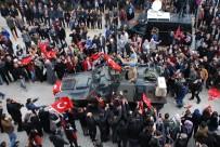 AHMET GENCER - Mehmetçik Binlerce Vatandaş Tarafından Afrin'e Uğurlandı
