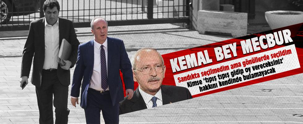 Muharrem İnce'den Kılıçdaroğlu'na salvolar