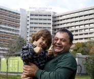 MEDIKAL - Oğlu İçin Önce 20 Kilo Sonra Karaciğerini Verdi