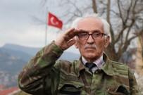 (Özel) 78 Yaşındaki Gurbetçi Afrin İçin Kamuflaj Giydi