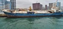 KİMYASAL MADDE - (Özel) Marmara Denizindeki Hayalet Gemiler Havadan Görüntülendi