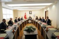 KARAMANOĞLU MEHMETBEY ÜNIVERSITESI - Rektör Biber, Zeytin Dalı Harekatı'na Tam Destek