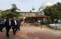 HÜSEYIN YARALı - Saruhanlı Belediyesinden Gökçeköy'e Yeni Yatırımlar