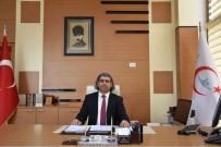 MEHMET PARLAK - SBÜ Van Eğitim Ve Araştırma Hastanesi Başhekimi Değişti