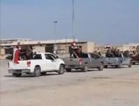 Afrin'e girmeye çalışan Esad güçleri geri çekildi