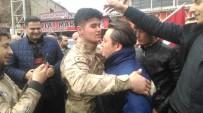SURİYE - Suriye Sınırına Sevkıyatlar Sürüyor