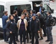 PROPAGANDA - Terör Propagandası Yapan 6 HDP'li Yönetici Tutuklandı
