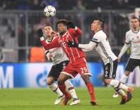 BAYERN MÜNIH - UEFA Şampiyonlar Ligi Açıklaması Bayern Münih Açıklaması 1 - Beşiktaş Açıklaması 0 (İlk Yarı)