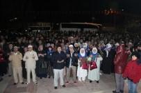 KASIDE - Umre Kafilesi Kutsal Topraklara Uğurlandı