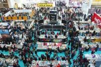 AHMET ŞAFAK - 12. Ankara Kitap Fuarı'nda ünlü yazarlar okuyucularıyla buluştu