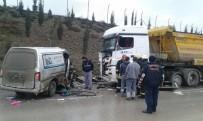 HAFRİYAT KAMYONU - 4 Kişinin Hayatını Kaybettiği Kazada Firma Sahibi Tutuklandı