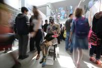 EĞİTİM DERNEĞİ - 5. İstanbul Çocuk Ve Gençlik Sanat Bienali Nisan Ayında Başlıyor