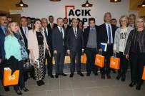 ADANA VALİSİ - Adana'da 'Açık Kapı' Projesi Başladı