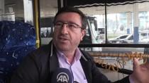 ŞEHİT ANNESİ - Adana'da Otobüs Şoförlerinden Şehit Annesine Destek