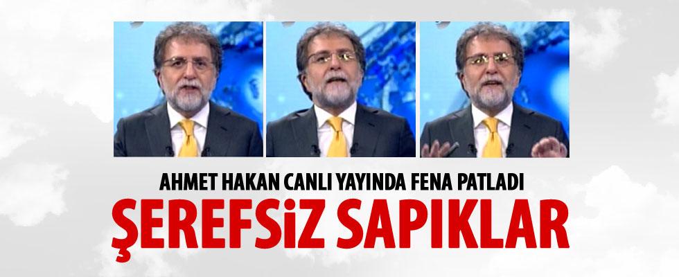 Ahmet Hakan'dan hadım itirazı