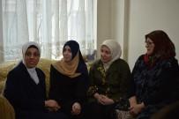 BAŞÖRTÜSÜ - AK Parti Genel Başkan Yardımcısı Kan 28 Şubat Mağduru İle Bir Araya Geldi