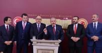 MUSTAFA KALAYCI - AK Parti Ve MHP'nin 26 Maddelik Seçim İttifakı Teklifi Meclise Sunuldu